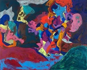 Laura Harden: Curvature of Nature