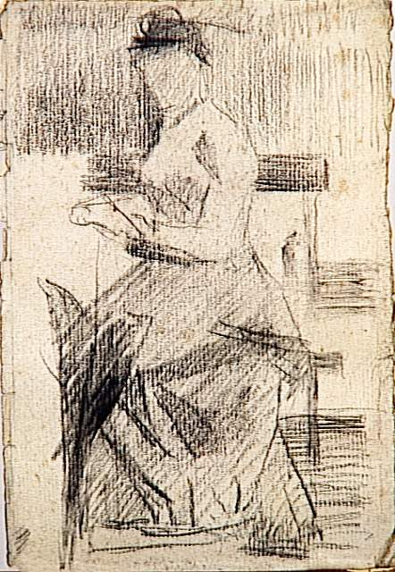 seurat_seated-woman-1881