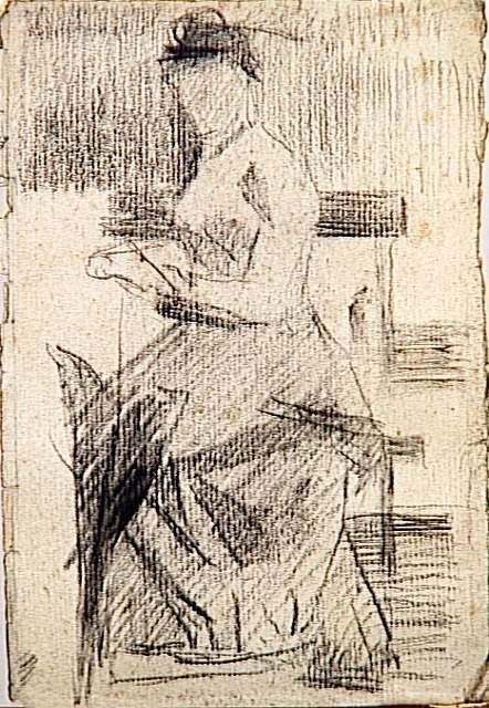 seurat_seated-woman-1881